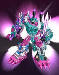 Transformers - King Poseidon