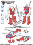 The Ark - War Within - Protectobots - Blades