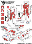 The Ark - War Within - Protectobots - First Aid