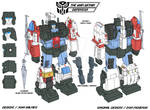 The Ark - War Within - Protectobots - Defensor