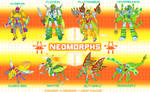 Robo-Synergy - Neomorphs