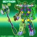 Robo-Synergy - Scalians - Scythor - Colours