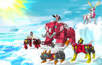 FansProject - Retro-Future - Glacialbots
