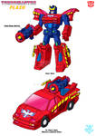 Turbomaster - Flash - Ark/Sunbow Style
