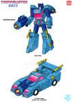 Turbomaster - Boss - Ark/Sunbow Style