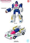 Turbomaster - Hurricane - Ark/Sunbow Style