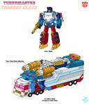 Turbomaster - Thunder Clash - Ark/Sunbow Style