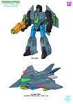 Predator - Falcon - Ark/Sunbow Style