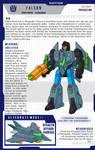 MTMTE - Falcon - Profile