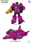 Predator - Skydive - Ark/Sunbow Style