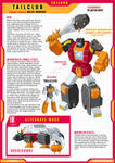 Retro-Future: Glacialbot: Tailclub - Profile