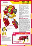 Retro-Future: Glacialbot: Fangro - Profile