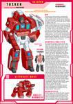 Retro-Future: Glacialbot: Tusker - Profile