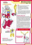Retro-Future: Glacialbot: Megazero - Profile