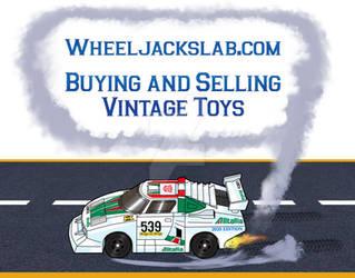 WheeljacksLab.com - T-Shirt Design - Back Design by JP-V