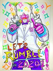 Let's Rumble In 2021!