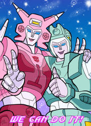 Elita-One and Moonracer - We Can Do It!