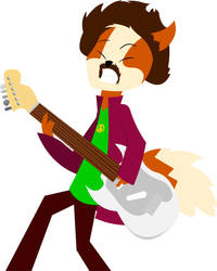 Doglefoxey Lady-ay-ay