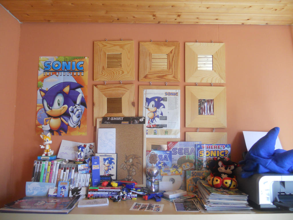 sonic the hedgehog spiele