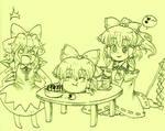 Touhou-yukkuri Reimu