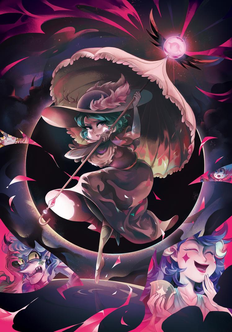 Eclipsa by kutaraa