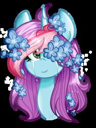 Depressed Flower Power by RainbowKittyy
