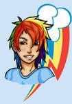 MLP:FiM Rainbow Dash