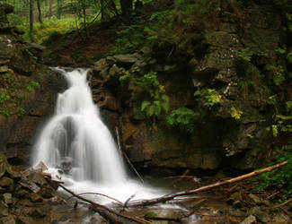 Waterfall by westday