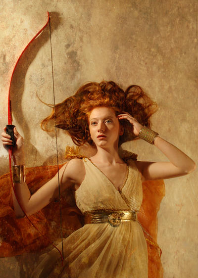 Artemis the Huntress by ThomasDodd on DeviantArt