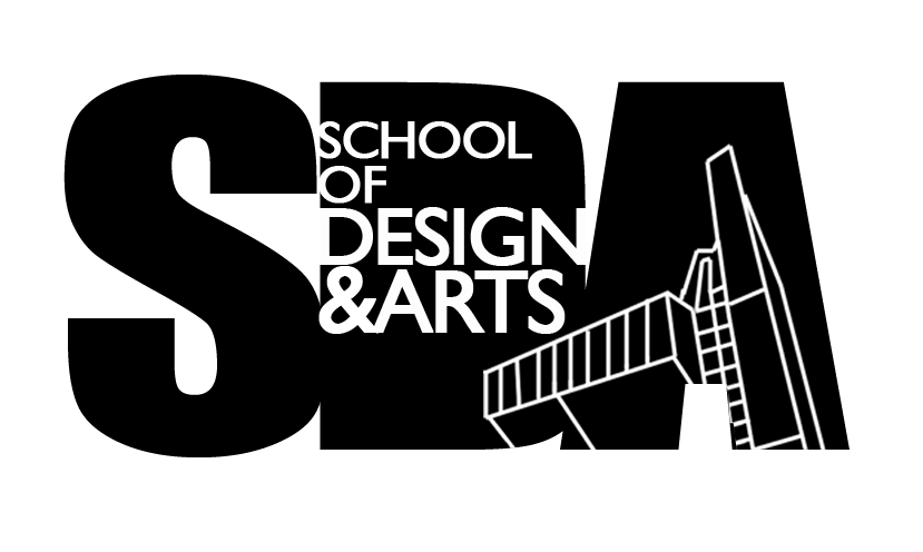 school of design and arts logo by mplusk