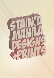 STAIN'D MNL