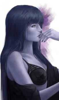 Widowmaker Portrait, Overwatch