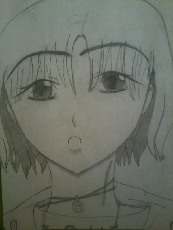 Anime Me in new style by Rini2012