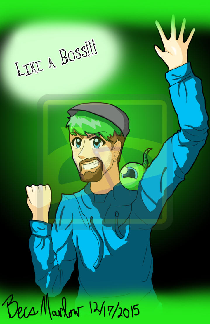 Like a Boss poster by Rini2012