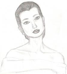 Royalty sketch by Mirandikha