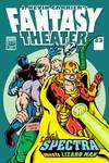 Fantasy Theater #23 cover