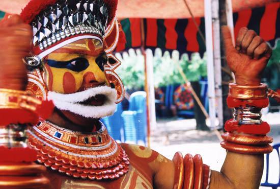 Theyyam-2 by copywritrix