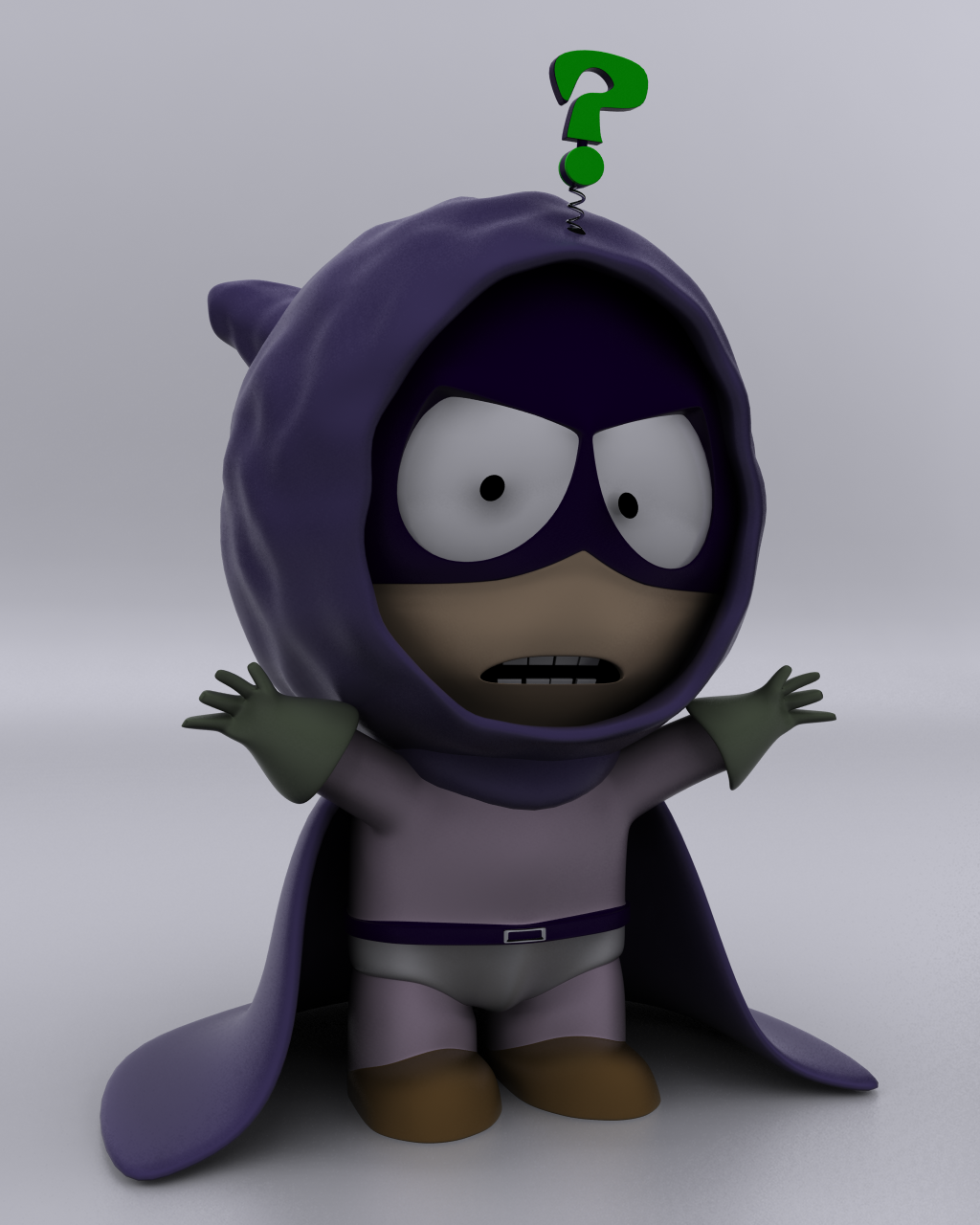 Not south park kenny 2