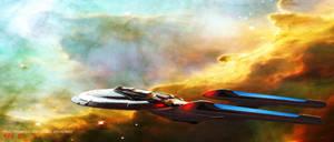 Enterprise-E: Prettiness