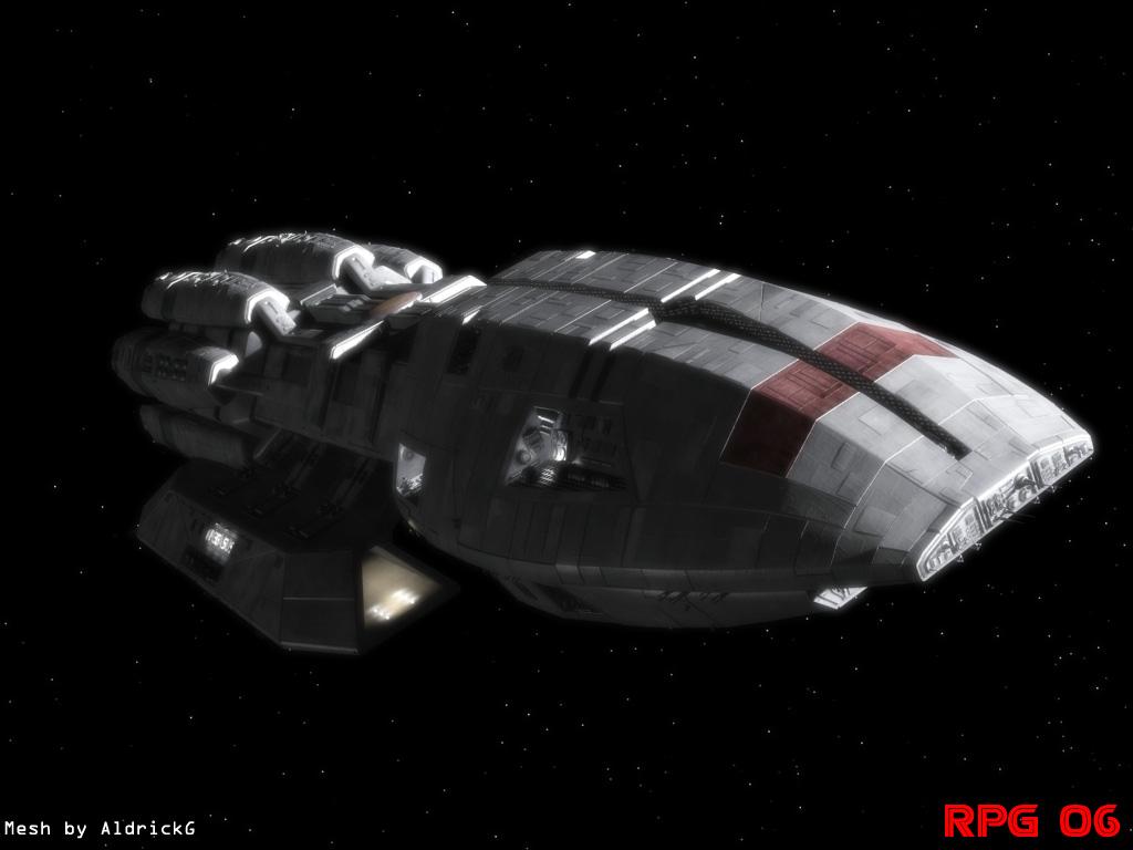 The Beast: Battlestar Pegasus by scythemouse