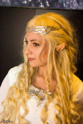 Galadriel Cosplay by EdraLena