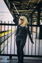 Black Canary Cosplay  (Sara Lance - Arrow) by EdraLena