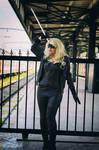 Black Canary Cosplay  (Sara Lance - Arrow)