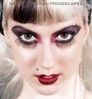 Gothic Ballerina Headshot