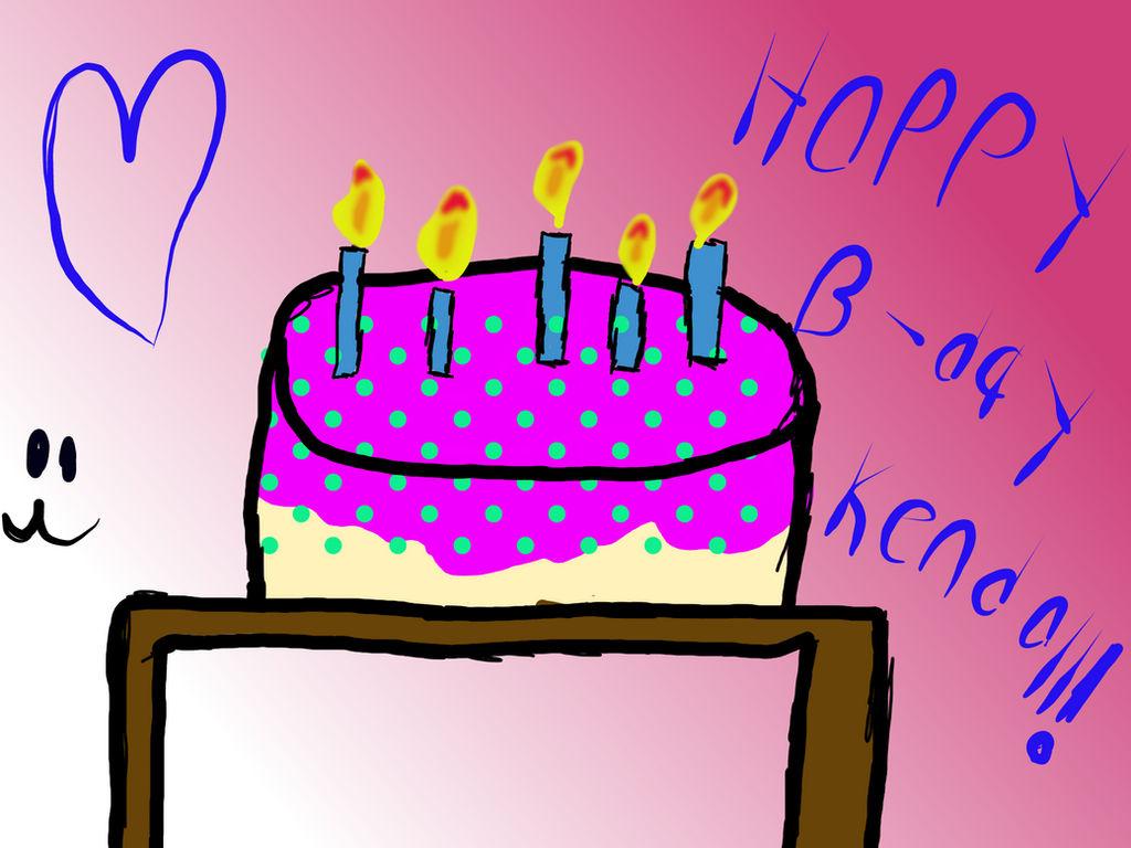 Happy birthday Kendall!