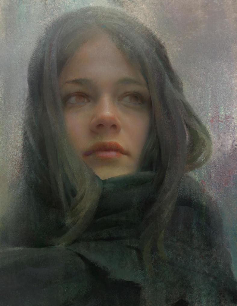 Girl by wawa3761
