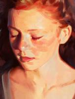 Girl's Portrait by wawa3761