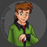 Dean Williams - Pixel Profile by Kesomon