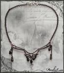 Fallen Angel Necklace Tutorial