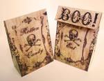 Halloween favor bags by AmeliaLune